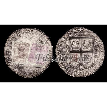 Carlos y Juana 4 Reales. México