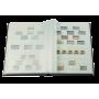 Clasificador DIN A5, 16 páginas blancas, tapa no acolchada