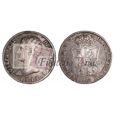 José Napoleón. 20 reales. 1813. Madrid