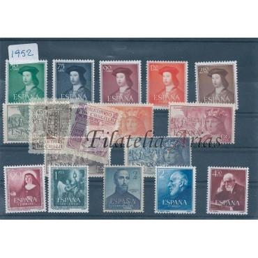 Año 1952 - Nuevo