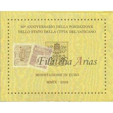 Euros Vaticano 2009