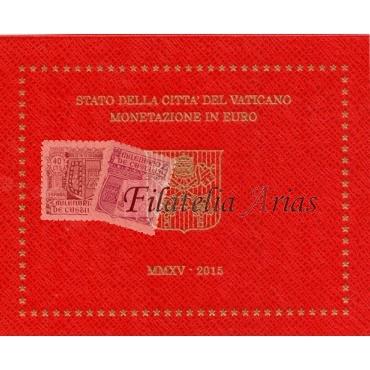 Euros Vaticano 2015