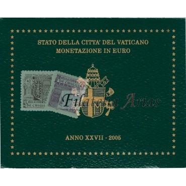Euros Vaticano 2005