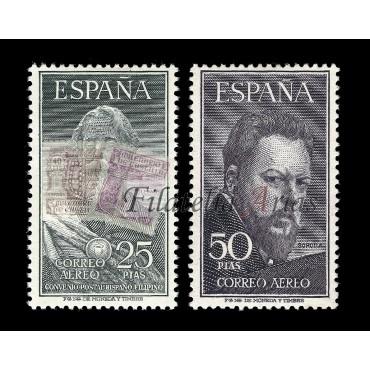 1124/25 Legazpi y Sorolla - NUEVO CON CHARNELA