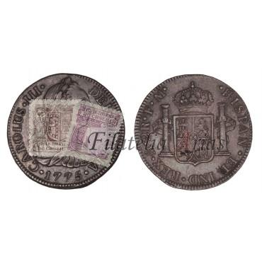 Carlos III. 4 reales. 1775. México. EBC-