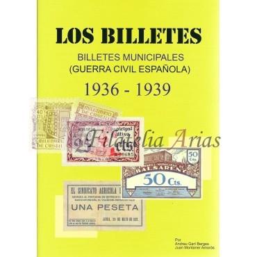 Billetes municipales (1936-1939). 2ª Ed.