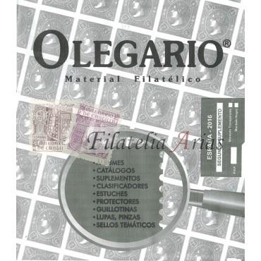 Suplemento Olegario 2016 - 1ª parte