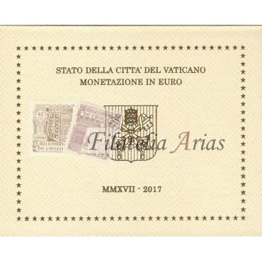 Euros Vaticano 2017