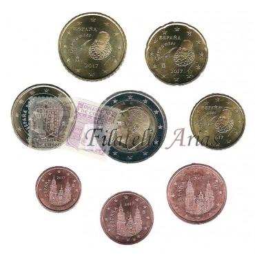 Euros España 2017