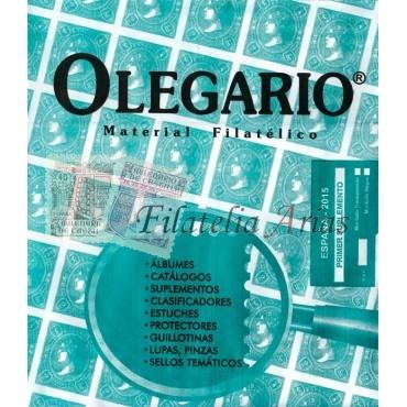 Suplemento OLEGARIO 2015 - 1ª parte