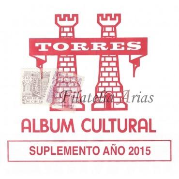 Suplemento Torres - 1ª parte 2015