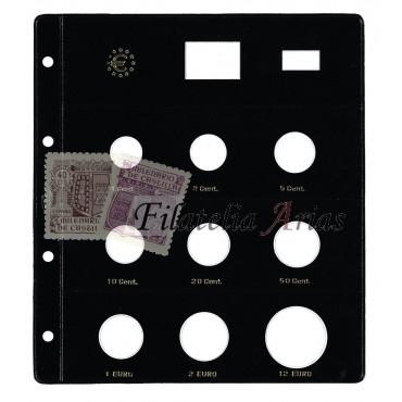 Hoja 1720 Pardo - EURO