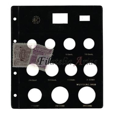 Hoja 1770 Pardo - EURO