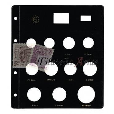 Hoja 1780 Pardo - EURO