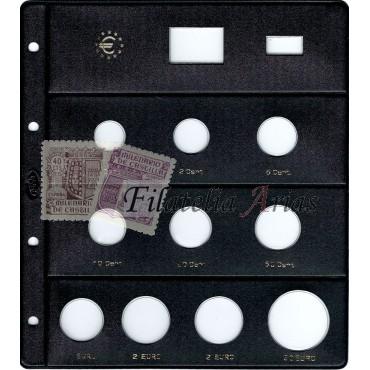 Hoja 1710 Pardo - EURO