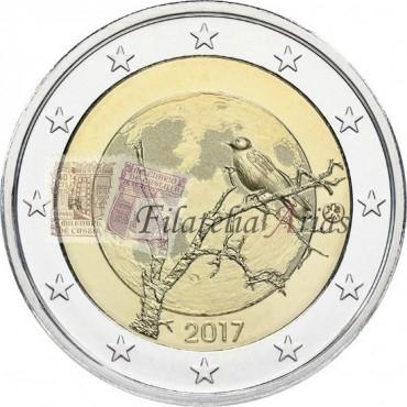 2€ 2017 Finlandia - Naturaleza