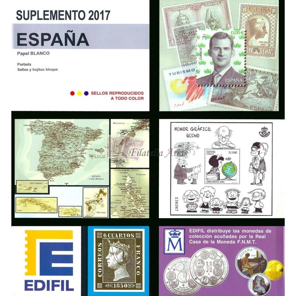 Suplemento Edifil 2017 - Parcial