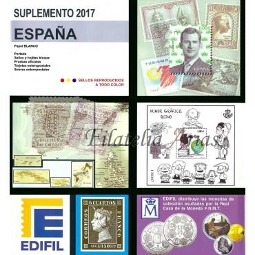 Suplemento Edifil 2017 - Completo