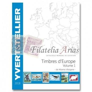 Yvert Tellier - Novedades 2017