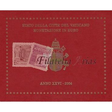 Euros Vaticano 2004
