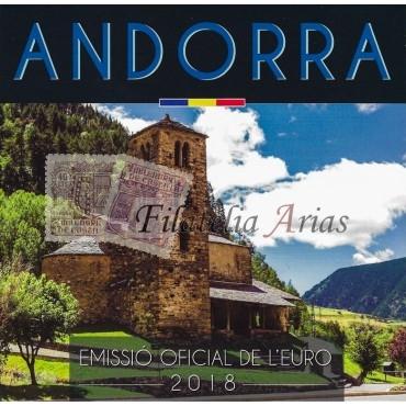 Set Andorra 2018