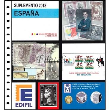 Suplemento Edifil 2018 - Parcial
