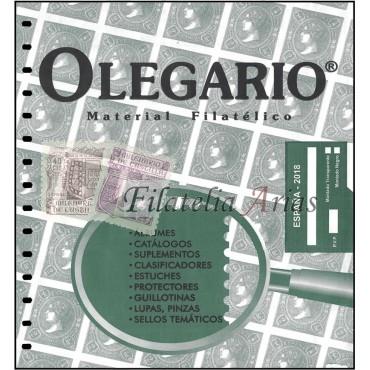 Suplemento Olegario 2018 - 2ª parte