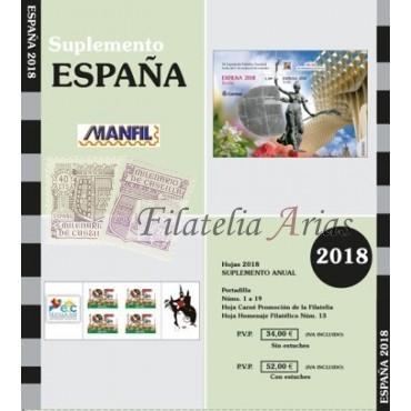 Suplemento Manfil 2018