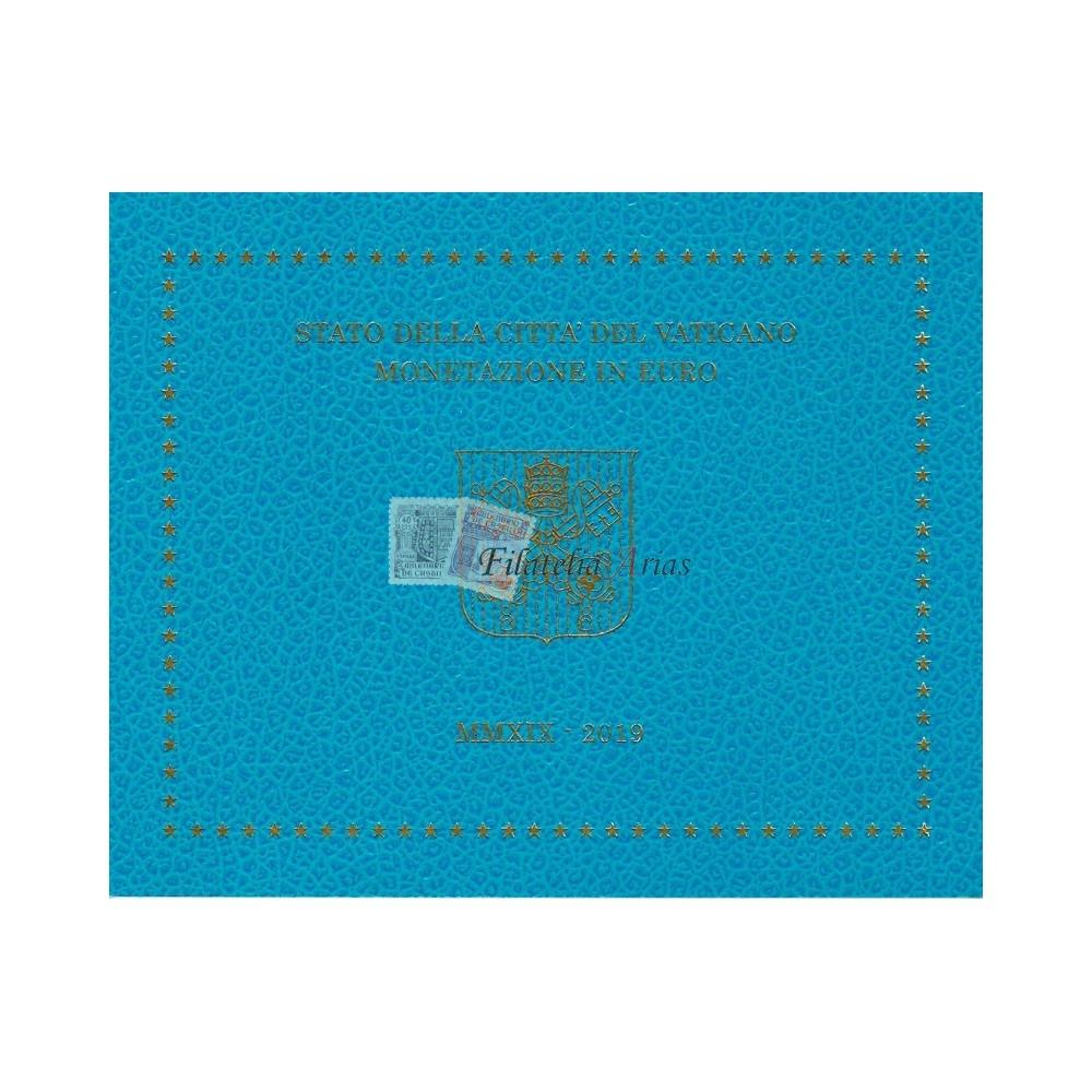 Euros Vaticano 2019