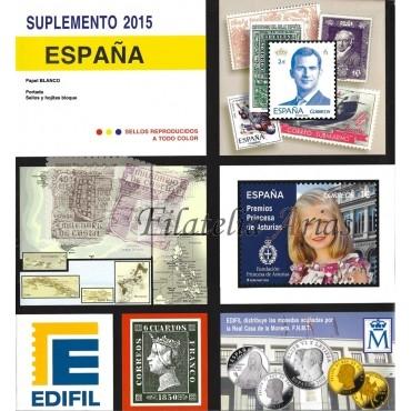 Suplemento Edifil 2015 - Parcial