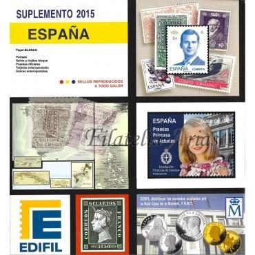 Suplemento Edifil 2015 - Completo
