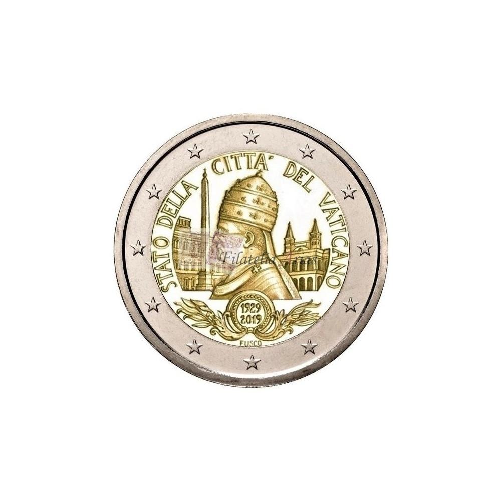 2€ 2019 Vaticano - Ciudad estado