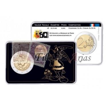 2€ 2017 Vaticano - San Pablo y San Pedro
