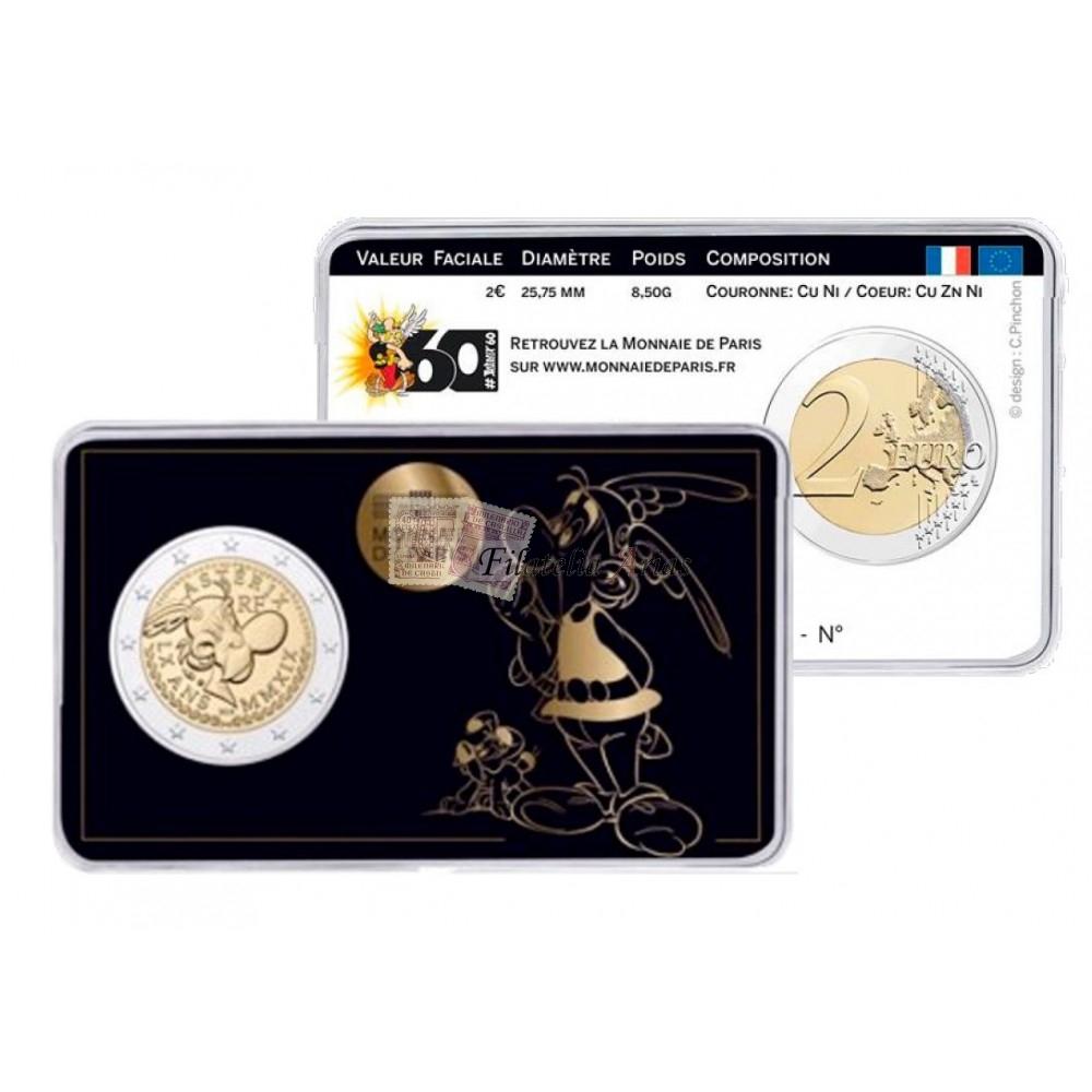 2€ 2019 Francia - Asterix
