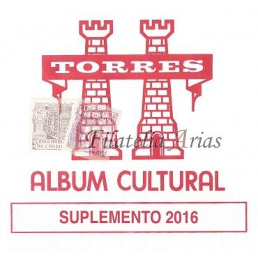 Suplemento Torres - España 2016