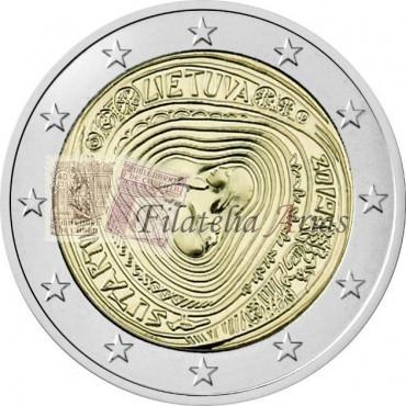 2€ 2019 Lituania - Sutartines