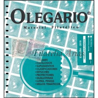 Suplemento Olegario - 1ª parte 2019