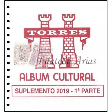 Suplemento Torres - 1ª parte 2019