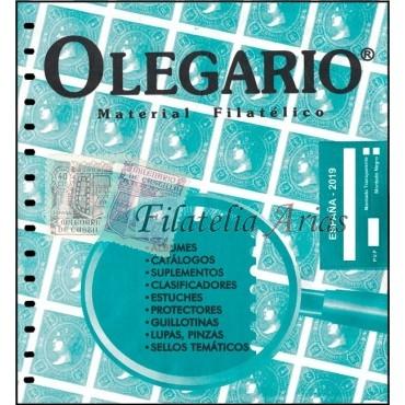 Suplemento Olegario - 2ª parte 2019
