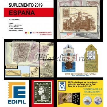 Suplemento Edifil 2019 - Completo