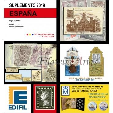 Suplemento Edifil 2019 - Parcial