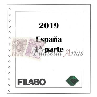 Suplemento Filabo - 1ª parte 2019