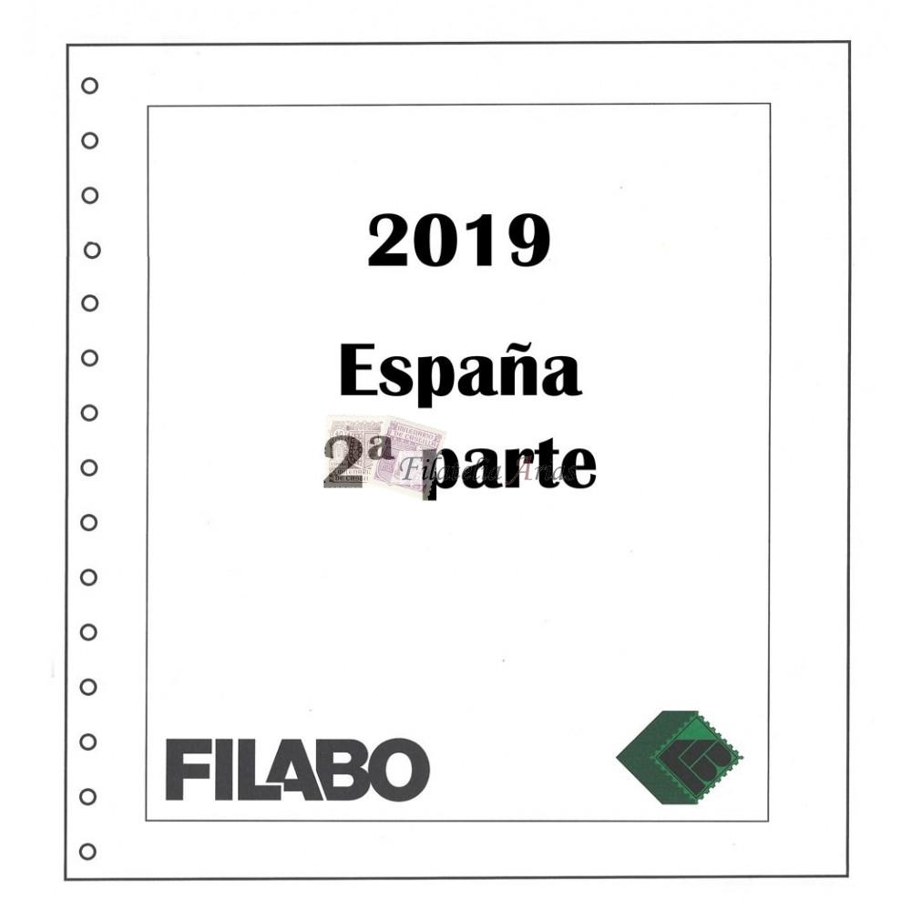 Suplemento Filabo - 2ª parte 2019