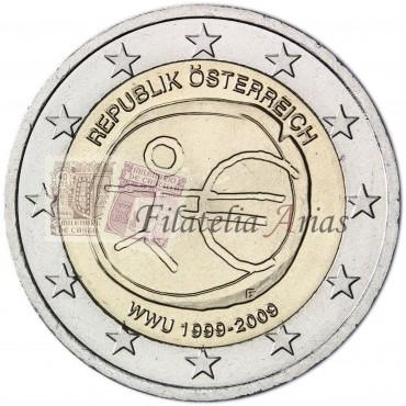 2€ 2009 Austria - EMU