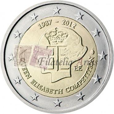 2€ 2017 Bélgica - 200º an. Universidad de Lieja