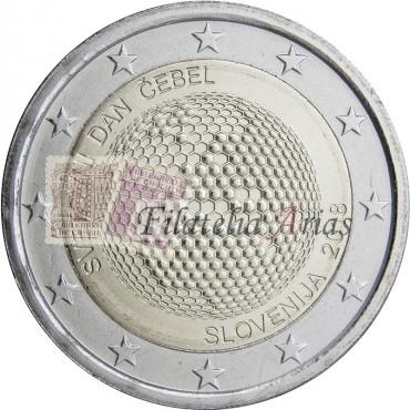 2€ 2017 Eslovenia - 10º ani. Euro