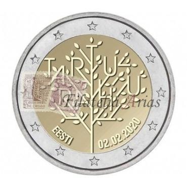 2€ 2020 Estonia - Tartu