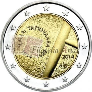 2€ 2014 Finlandia - Ilmari Tapiovaara