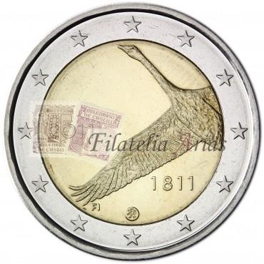 2€ 2016 Finlandia - Georg Henrik von Wright