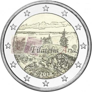 2€ 2018 Finlandia - Koli